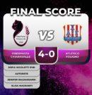 FiberPasta Chiaravalle forza 4: Battuto l'Atletico Foligno!