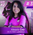 """Alessia Cea resta e rilancia: """"Voglio mettermi alla prova e superare ogni limite!"""""""