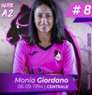 """La """"Principina"""" Monia Giordano promuove il gruppo: """"Grandi Persone e Ottime Giocatrici"""""""