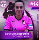 """Eleonora Bussaglia è di nuovo Rosanero: """"Lavorare sodo per arrivare più in alto possibile""""!"""