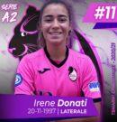 """Irene Donati torna Rosanero: """"Darò il massimo per la squadra e per le mie compagne"""""""